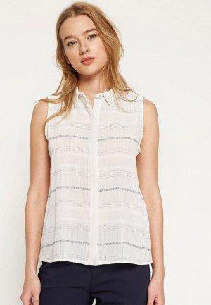 Рубашка Koton. Цвет: серый