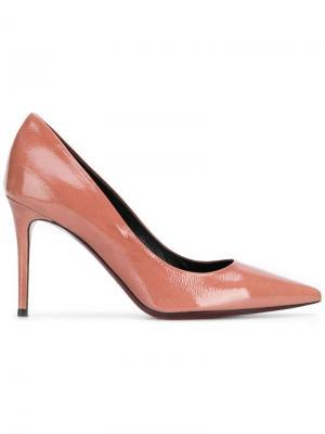 Туфли-лодочки Naplak Deimille. Цвет: розовый