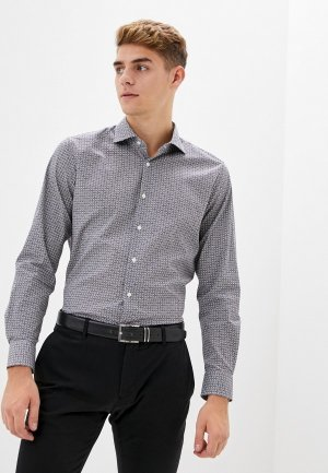 Рубашка Joop!. Цвет: серый