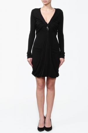 Платье BYBLOS. Цвет: чёрный