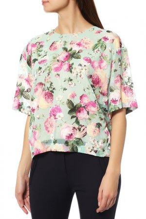 Блуза Antonio Marras. Цвет: зеленый