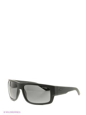 Очки солнцезащитные GRIFTER ARNETTE. Цвет: черный