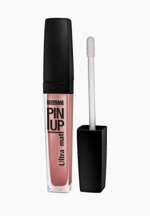Блеск для губ Luxvisage. Цвет: розовый