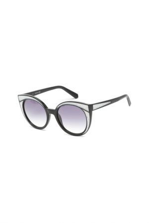 Солнцезащитные очки Swarovski. Цвет: none