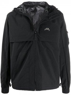 Куртка с потайными карманами A-COLD-WALL*. Цвет: черный