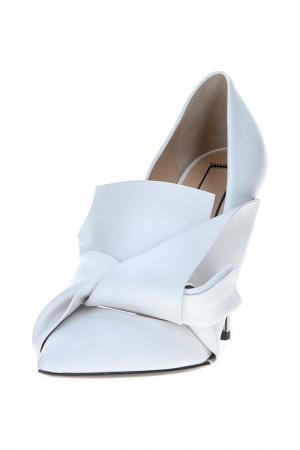 Туфли N°21. Цвет: белый