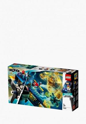 Конструктор LEGO. Цвет: разноцветный