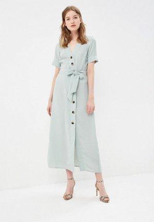 Платье Y.A.S. Цвет: зеленый
