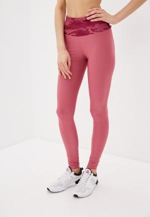 Леггинсы Guess Jeans. Цвет: розовый