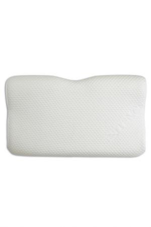 Подушка ортопедика Smart-Textile. Цвет: белый