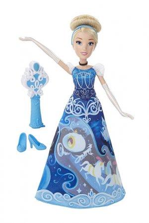 Золушка - Волшебная юбка Disney Princess. Цвет: голубой