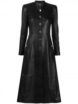 Пальто Midnight Temperley London. Цвет: черный