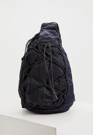 Рюкзак C.P. Company. Цвет: синий