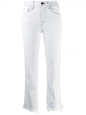 Джинсы Adelia 3x1. Цвет: белый
