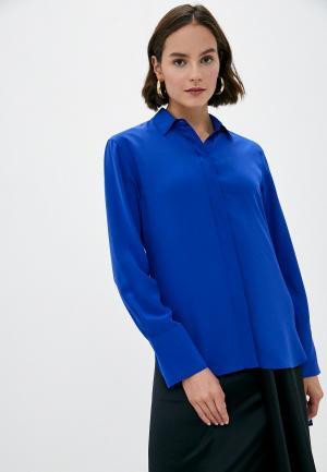 Блуза Joseph. Цвет: синий