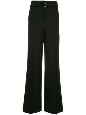 Широкие брюки Robert Rodriguez. Цвет: черный