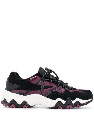 Кроссовки FILA Trail-R. Цвет: черный
