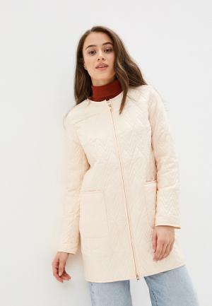 Куртка утепленная Baon. Цвет: коралловый