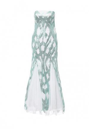 Платье Bebe. Цвет: голубой