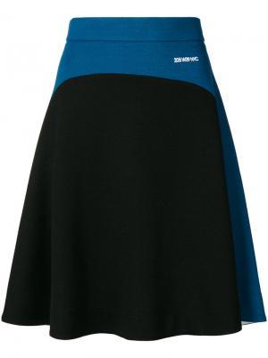 Спортивная юбка Calvin Klein 205W39nyc. Цвет: черный
