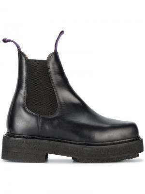 Ботинки челси Eytys. Цвет: черный