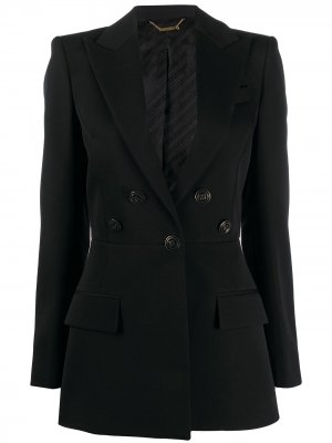 Блейзер на пуговицах Givenchy. Цвет: черный