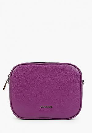 Сумка Cromia. Цвет: фиолетовый