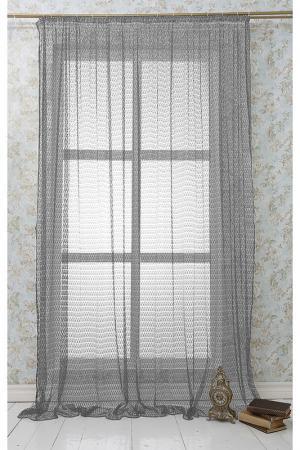 Тюль измир, 300х280 Daily by T. Цвет: светло-серый