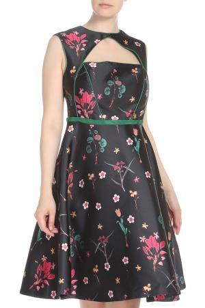 Платье Isabel Garcia. Цвет: ченый