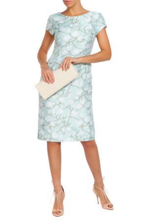 Платье Alexander Terekhov. Цвет: цветочный узор