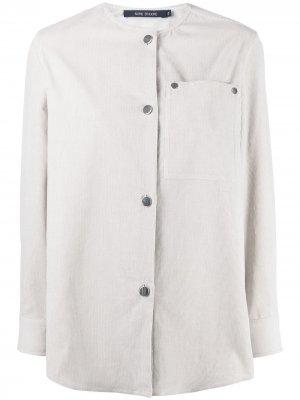 Sofie Dhoore рубашка с длинными рукавами D'hoore. Цвет: серый