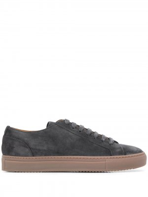 Doucals кроссовки на шнуровке Doucal's. Цвет: серый