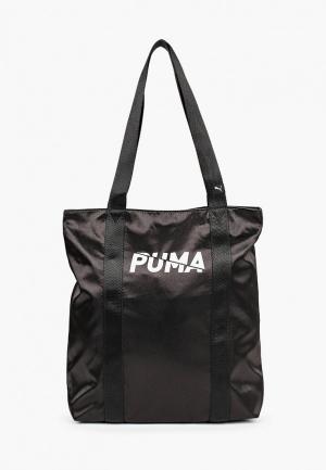 Сумка PUMA. Цвет: черный