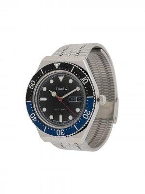 Наручные часы Montre M79 40 TIMEX. Цвет: серебристый