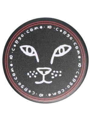 Держатель Cat для iPhone из коллаборации с Popsockets 10 CORSO COMO. Цвет: черный