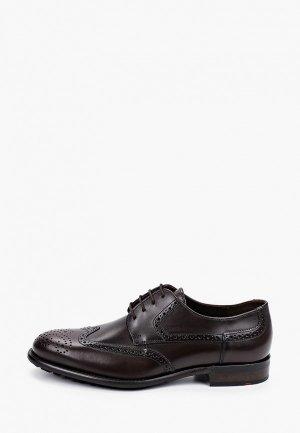 Туфли для танцев Lloyd. Цвет: коричневый