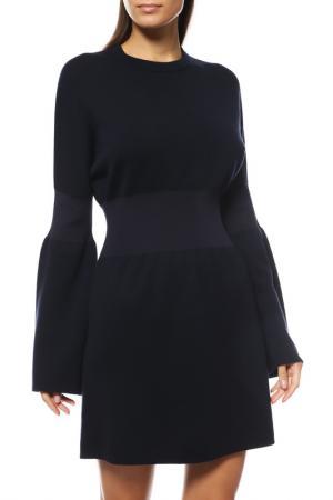 Платье Tibi. Цвет: мультицвет