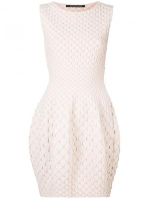 Structured dress Antonino Valenti. Цвет: нейтральные цвета