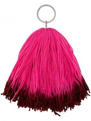 Брелок для ключей Calvin Klein 205W39nyc. Цвет: розовый