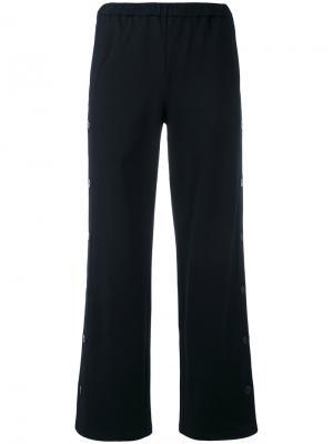 Широкие брюки Vis A. Цвет: синий