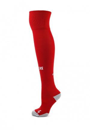 Гетры adidas Performance. Цвет: красный