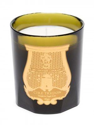 Свеча Cyrnos Cire Trudon. Цвет: черный