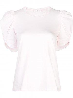 Футболка Kati A.L.C.. Цвет: розовый