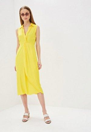 Платье adL. Цвет: желтый