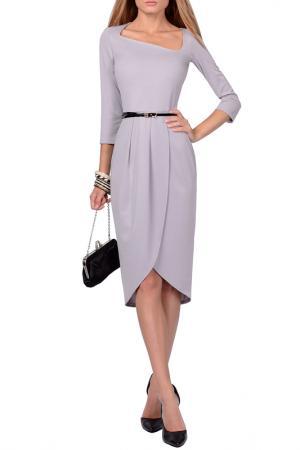 Платья FRANCESCA LUCINI. Цвет: серый