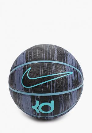 Мяч баскетбольный Nike. Цвет: синий