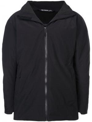 Куртка на молнии с капюшоном Arc'teryx. Цвет: черный