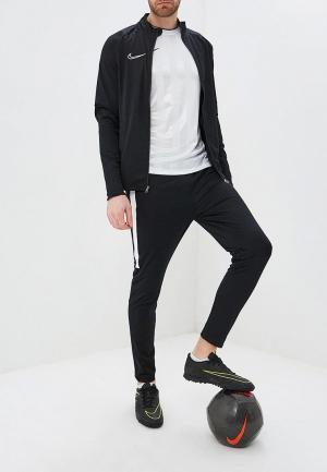 Костюм спортивный Nike. Цвет: черный