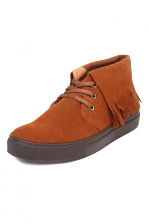 Ботинки BOOM BAP. Цвет: коричневый