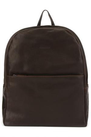 Рюкзак Bruno Perri. Цвет: коричневый